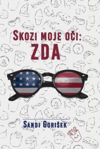 sandi gorisek, knjiga Skozi moje oči ZDA