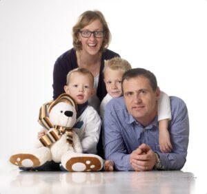 Marija Martinčič Bauman - Moji IVF otroci - družina