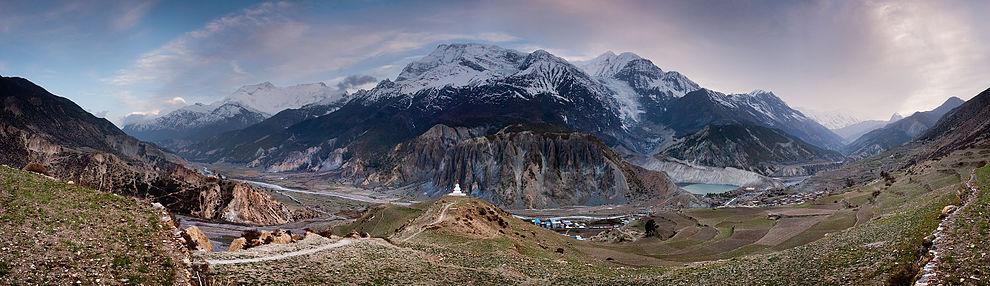 Annapurna_himalaja barbara popit knjiga poklon himalaji